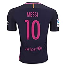 SA® #10 Messi /#11 Neymar Jr Barcelona Away Kid Soccer Jersey & Matching Shorts Kit