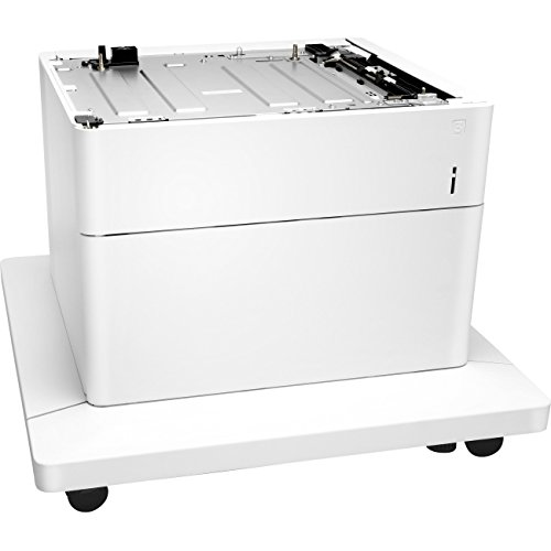 Hewlett Packard P1B10A Hp Color Laserjet 550-sheet Tray With Stand by HP