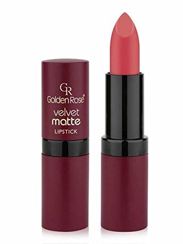 Golden Rose Matte Lipstick Set of 6 (Set4)