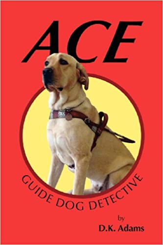 Book Ace: Guide Dog Detective