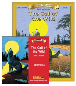 The Call of the Wild (Book with