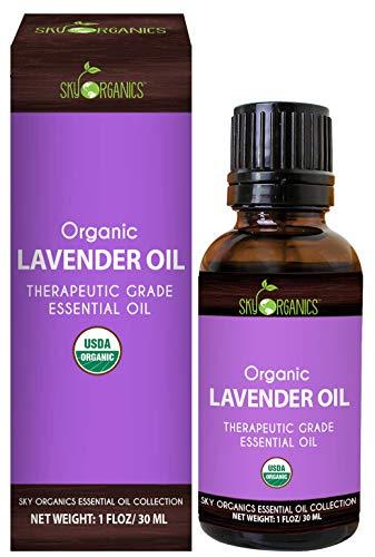 Lavender Essential Oil Sky