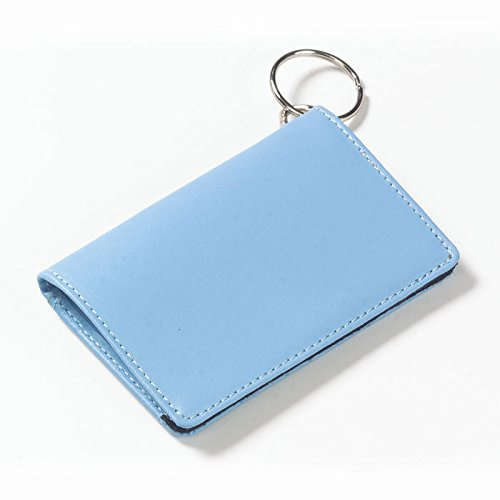 colored-leather-id-key-chain-wallet-color-slate-blue