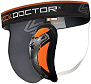 Shock Doctor Men's Ultra Pro Supporter with Ultra Cup, Men's &