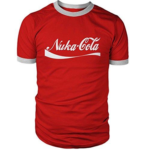(Nuka Cola Ringer Shirt)