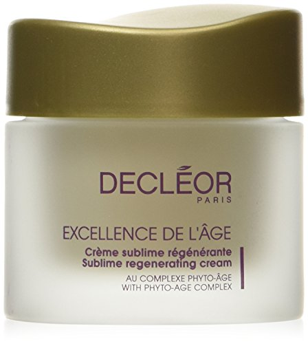 Decleor Excellence De L'age Sublime Regenerating Face and Neck Cream for Unisex, 1.69 Ounce by Decleor