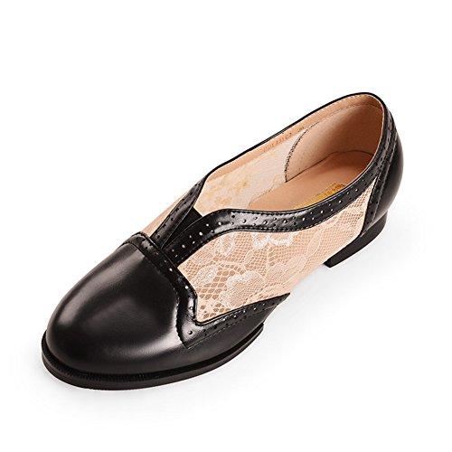 redondo encaje costura bajo el zapato/La versión coreana del dulce A