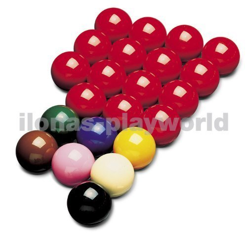 Snooker-Ball-Satz Favorite 52, 4 mm