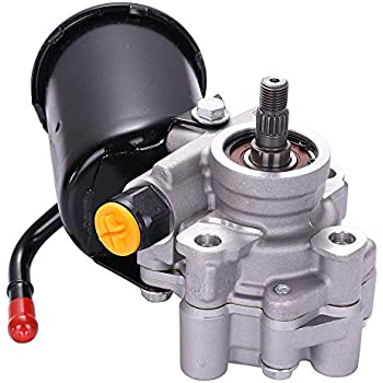 Amazon com: New Power Steering Pump With Resevoir For Toyota
