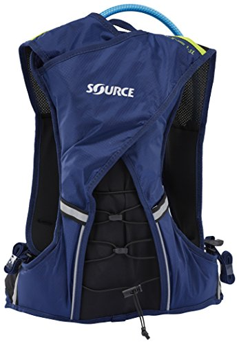 SOURCE Dune Trinkrucksack 1,5l dark blue/green 2016 Outdoor