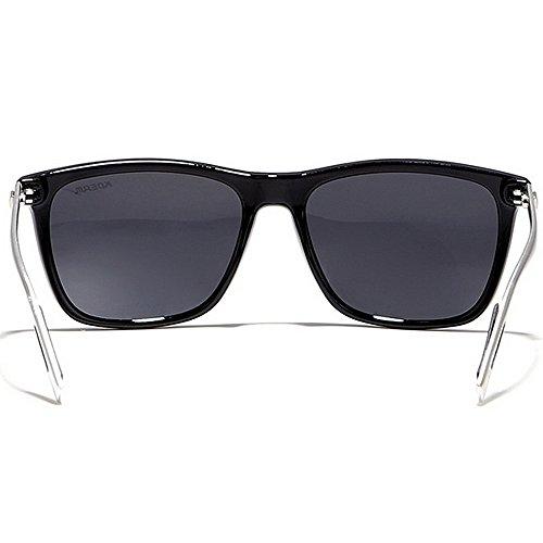 De Sol para de C1 Gafas Gafas De Magnesio Sol De Hombre Aluminio De Y Gafas Color HD Polarizadas Nocturna Cuadradas KTYX C6 Sol Gafas Visión E75SRqS