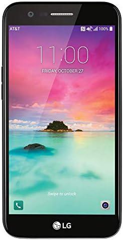 LG K20 M255 (16GB, 1.5GB RAM) 5.3″ Full HD Display, Dual Camera, 2800 mAh Battery, 4G LTE GSM Unlocked Android Nougat 7.0 Smartphone (Black)