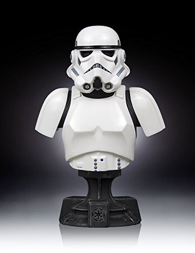 Star Wars Stormtrooper Mini Bust Statue Exclusive Version Limited Edition to 5,000 - Exclusive Mini Bust