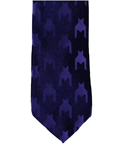 Sean John Men's Velvet Pack Tie, Purple, One Size