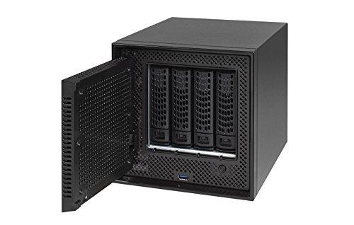 NETGEAR ReadyNAS RN524X00 4 Bay Diskless Premium Performance NAS, 40TB Capacity Network Attached Storage, Intel 2.2GHz Dual Core Processor, 4GB RAM by NETGEAR (Image #4)