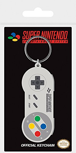 Pyramid International Nintendo - Llavero SNES Controler