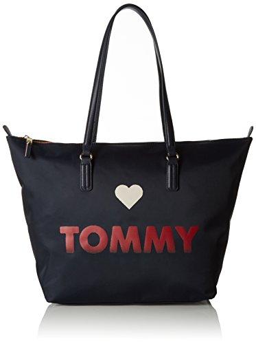 Tote Poppy Love Nylon Hilfiger Port Sacs Tommy Tommy FE7pqnw
