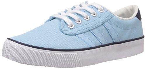 adidas originaux les formateurs kiel toile bleu bleu bleu ciel c7cdf7