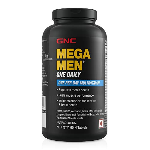 GNC Mega Men One