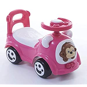 Aspire Ride-On Car Monkey with...