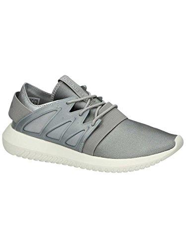 Viral Adidas white Silver Tubular Scarpa W fxw5qAwO
