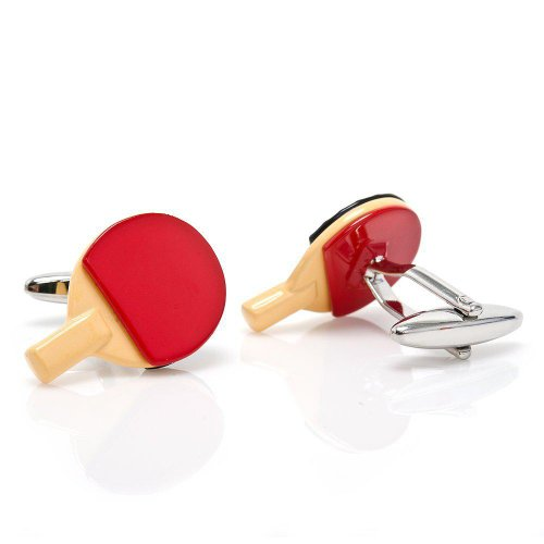 ping-pong-table-tennis-sports-cufflinks-paddle-gift