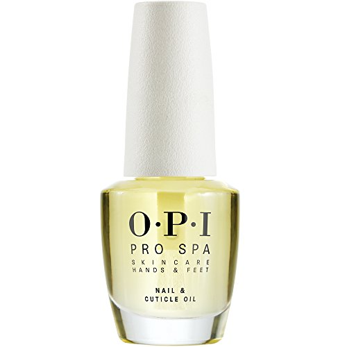 OPI ProSpa Nail & Cuticle Oil, 0.5 Fl Oz from OPI
