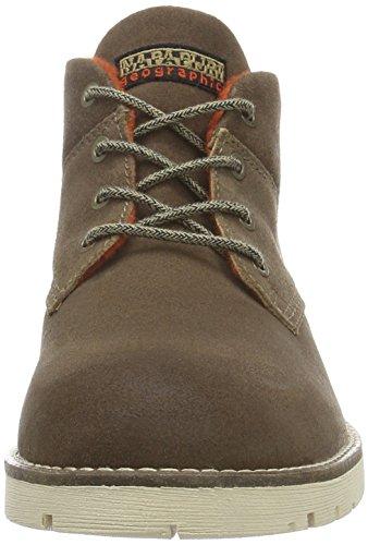 Napapijri Trygve, Zapatillas de Estar por Casa para Hombre Marrón - Braun (otter brown N403)