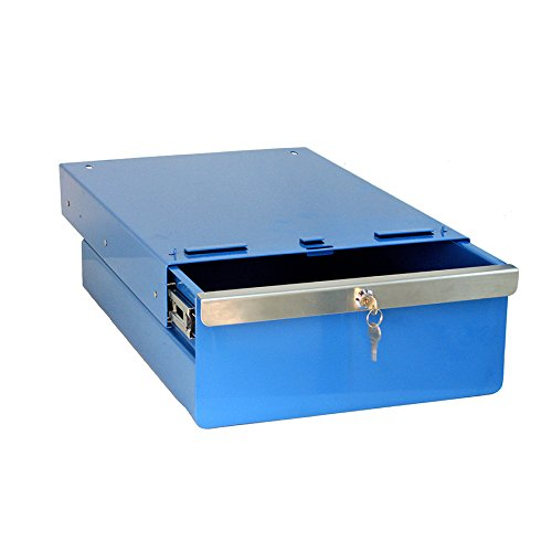 Kennedy Series Deluxe Drawer, 14.5'' Width x 20'' Length,  4'' Height, Blue by BenchPro