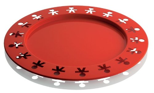 Girotondo by King Kong Serving Tray Color: -
