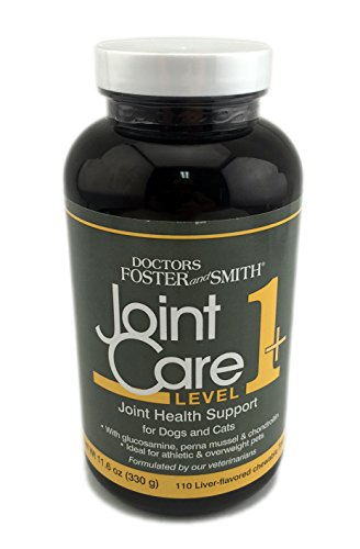 doctors-foster-and-smith-joint-care-level-1-joint-health-support-for-dogs-and-cats-110-liver-flavore