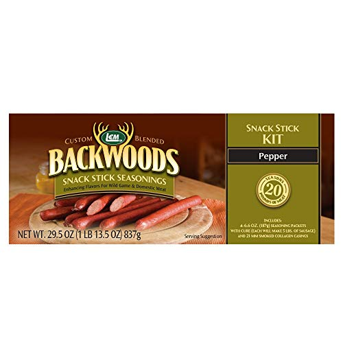 LEM Backwoods Pepper Stick Kit ()