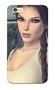 HfmaGcr7112glXYj Crazinesswith Lara Croft Tomb Raider Feeling Iphone 6 On Your Style Birthday Gift Cover Case