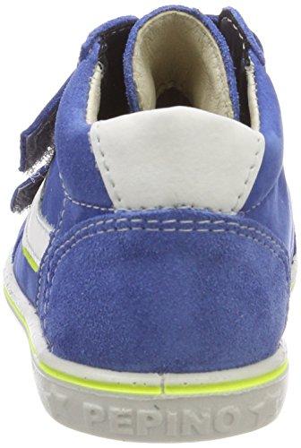 Ricosta Jungen Laif Hohe Sneaker Blau (Azur)