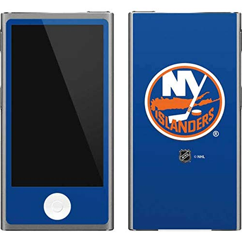 - Skinit NHL New York Islanders iPod Nano (7th Gen&2012) Skin - New York Islanders Solid Background Design - Ultra Thin, Lightweight Vinyl Decal Protection