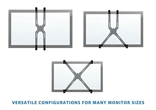 Mount-It! VESA Adapter Mount Bracket Kit for Non-VESA HP ACER Samsung Dell Asus Monitors 13 to 30 Inch VESA 75x75 and VESA 100x100 Photo #4