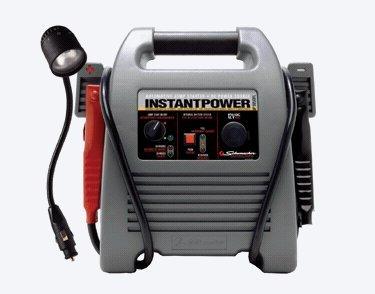 Schumacher IP-1850FL Instant Power Jump Starter With 12 Volt Flex Light