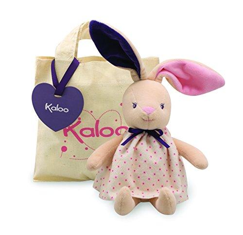 Kaloo Petite Rose Plush Rabbit