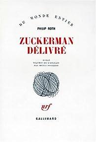 Zuckerman délivré par Philip Roth