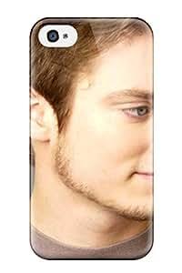 YY-ONE Men Male Celebrity Elijah Wood0879 Flip Case With Fashion Design For Iphone 4/4s