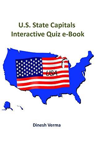 0d3e9c52c1ecbd U.S. State Capitals  Interactive Quiz e-Book (Geography for Kids  Interactive Quiz eBooks