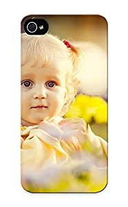 Case For Iphone 5/5s Tpu Phone Case Cover(children Baby ) For Thanksgiving Day's Gift