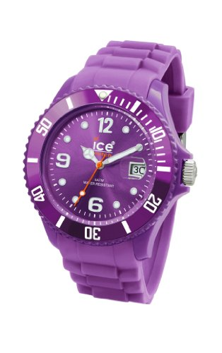 Ice-Watch SI.LP.B.S Sili Winter Big Light Purple Silicon Watch