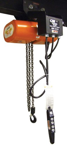 (Hoist Trolley, Elec, 3T, 460V, 3Phase)