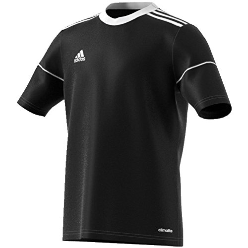 (adidas Youth Squadra 17 Jersey Black/White M)