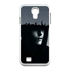 MrRobot Artwork Samsung Galaxy S4 9500 Cell Phone Case White toy pxf005_5818392