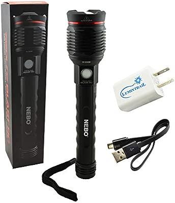 Amazon.com: NEBO Redline Blast RC 3200 Lumen Linterna LED ...