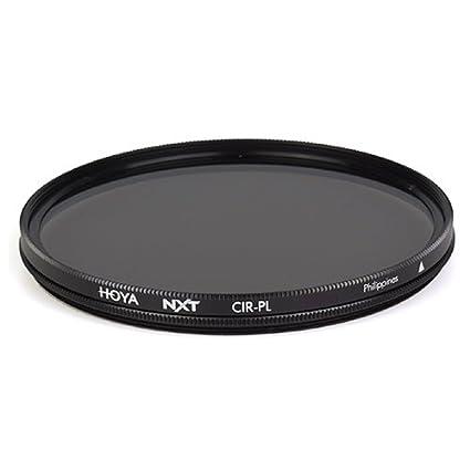 b8b1b9e5e19a Amazon.com : Hoya 77mm NXT Circular Polarizing Slim Frame Glass Filter :  Camera Lens Polarizing Filters : Camera & Photo