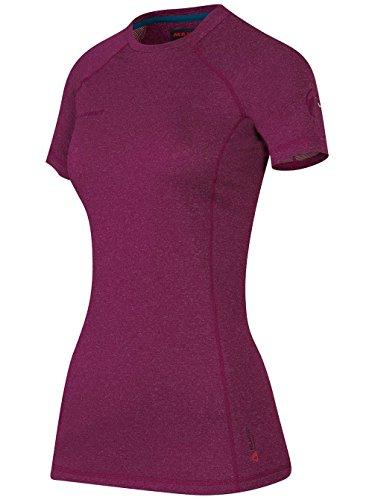 Mammut Trovat Pro T-Shirt Women (T-Shirts) amarante violet 3365