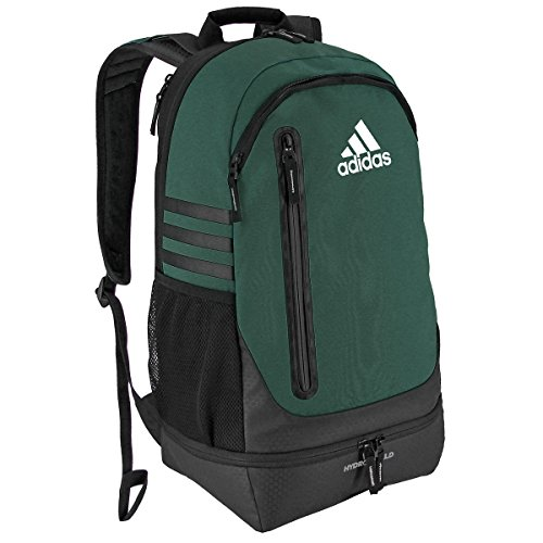 adidas Pivot Team Backpack, Dark Green, One ()